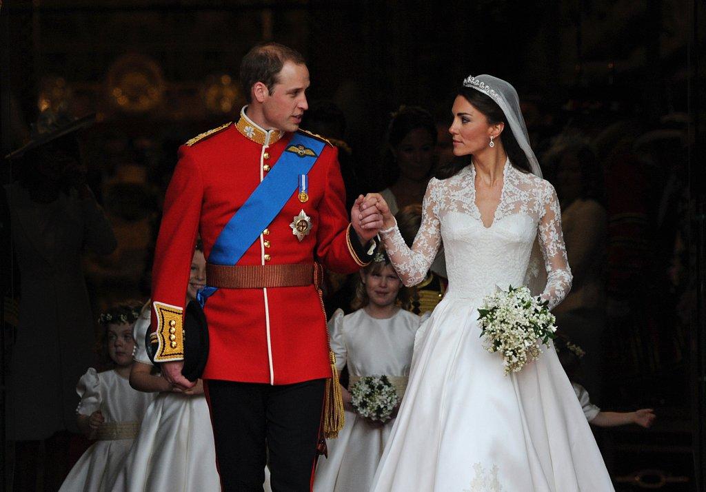 Matrimonio William E Kate : Rivelato per la prima volta il menù di nozze william e