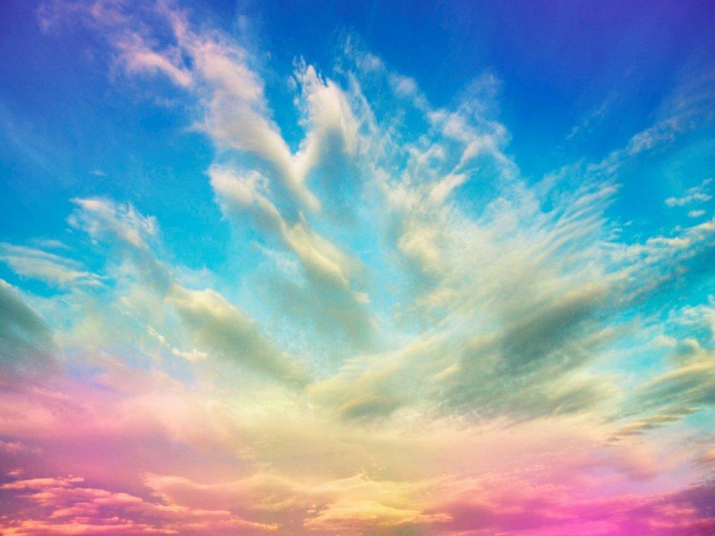 I colori del cielo condizionano la nostra salute blog di for La camera del cielo