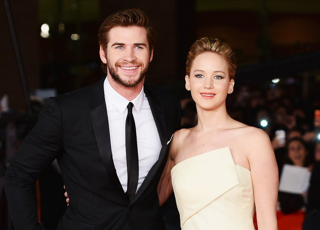 Jennifer Lawrence rivela di aver baciato Liam Hemsworth