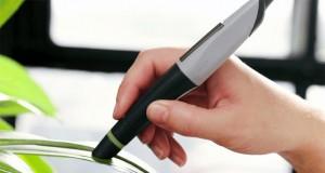 la penna scribble è un dispositivo che riesce a scannerizare più di 16 mila colori