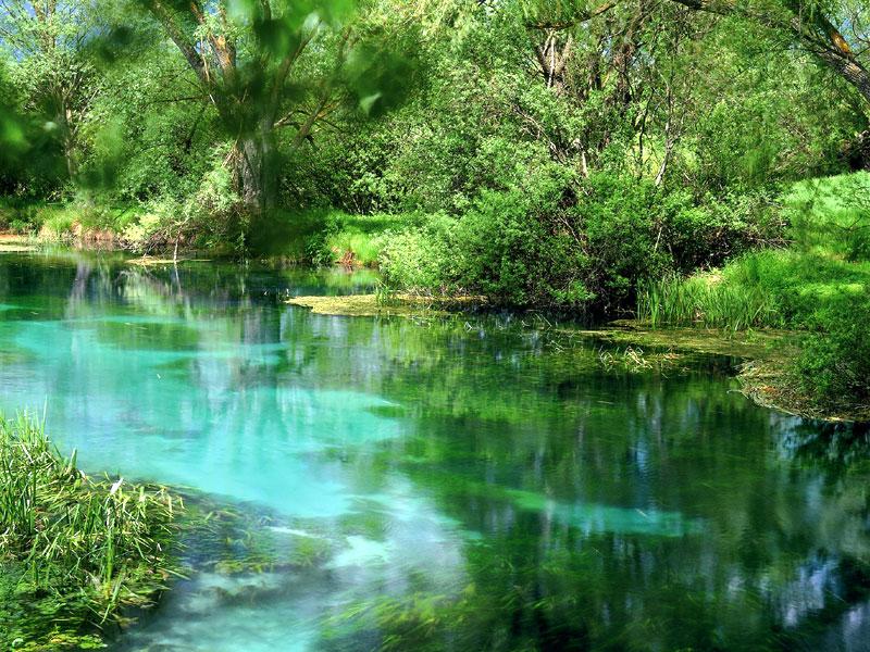 I 14 fiumi pi belli del mondo foto blog di lifestyle - Laghi dove fare il bagno veneto ...