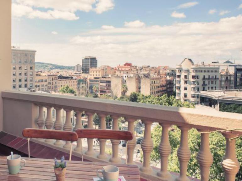 I 10 poshtel pi belli del mondo foto blog di lifestyle for Barcellona albergo economico