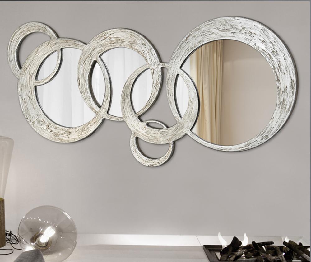 Interior design specchi per allargare gli ambienti - Oggettistica moderna per la casa ...
