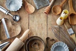 strumenti in cucina