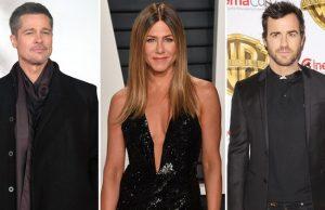 Jennifer Aniston relazione finita
