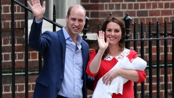 Kensington Palace Kate and William