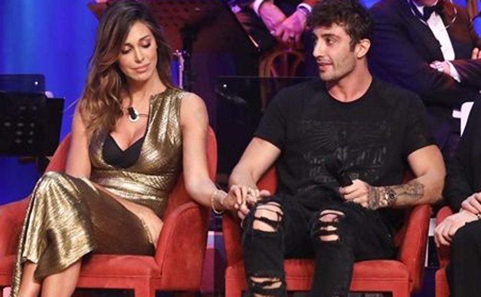 Belen Rodriguez e Andrea Iannone: