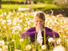 Allergia pollini maggio
