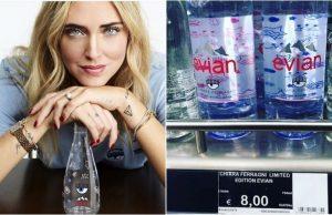 Acqua vera Evian