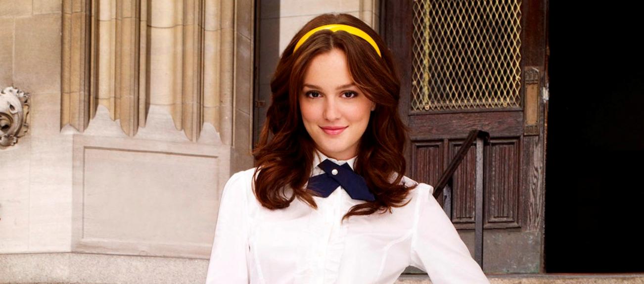 Blair di Gossip Girl