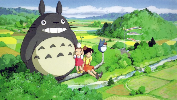 Totoro streaming