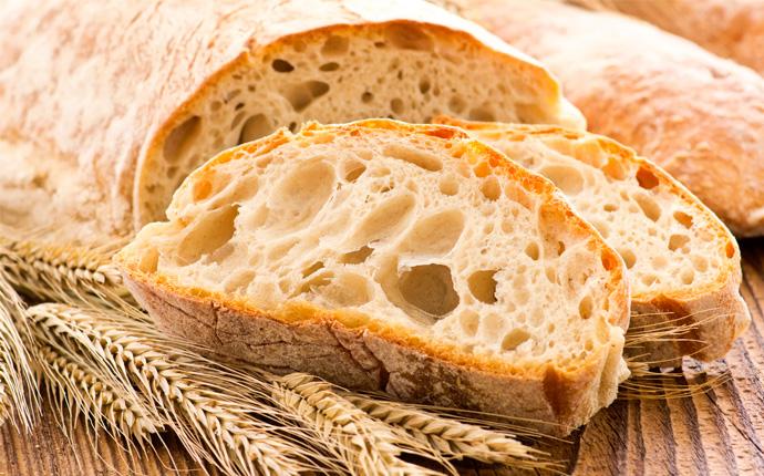 Il pane ricetta